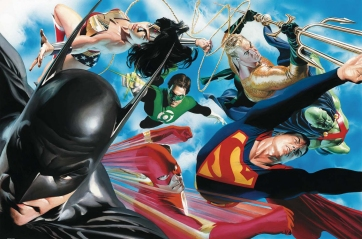JLA_Liberty_and_Justice_Poster